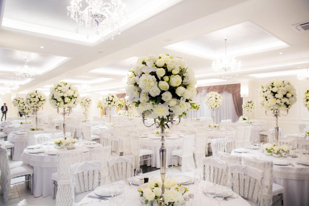 Comment choisir une salle de réception pour un mariage ?